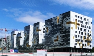 ZAC Seine-Arche Housing units