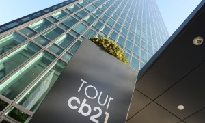 CB 21 Tower